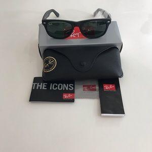 Ray-Ban new WAYFARER sunglasses,RB 2132, Unisex